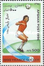 [Football World Cup 1998 - France, Typ AMD]