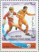 [Football World Cup 1998 - France, type AME]