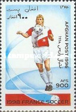 [Football World Cup 1998 - France, type AMH]