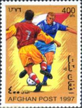 [Football World Cup 1998 - France, type AOR]