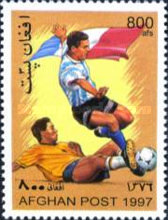 [Football World Cup 1998 - France, type AOT]