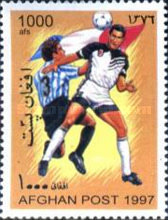 [Football World Cup 1998 - France, type AOU]