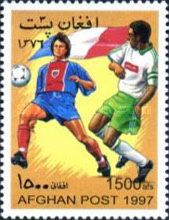 [Football World Cup 1998 - France, type AOW]