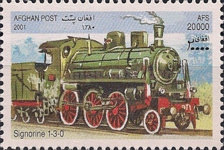 [Steam Locomotives, type AVO]