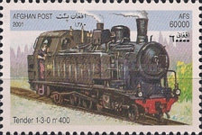 [Steam Locomotives, type AVS]