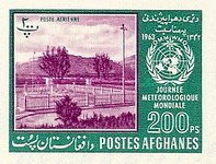 [World Meteorological Day - Airmail, type IM3]