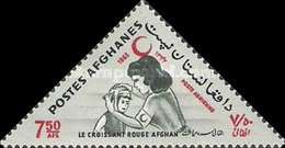 [Afghan Red Crescent Society - Airmail, Typ KS1]