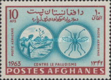 [The Struggle Against Malaria - Airmail, Typ LC5]