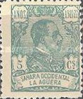 [King Alfonso XIII of Spain - Inscription