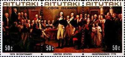 [The 200th Anniversary of the American Revolution -