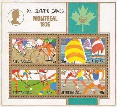 [Olympic Games - Montreal, Canada, type ]