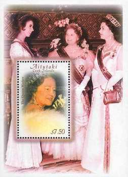 [The 100th Anniversary of the Birth of Queen Elizabeth, the Queen Mother, type ]