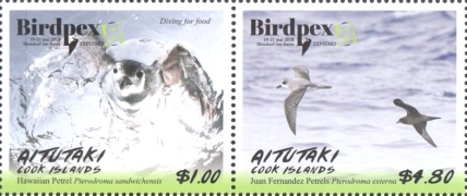 [Specialized Philatelic Exhibition BIRDPEX 8 - Mondorf-les-Bains, Luxemburg, Typ ]