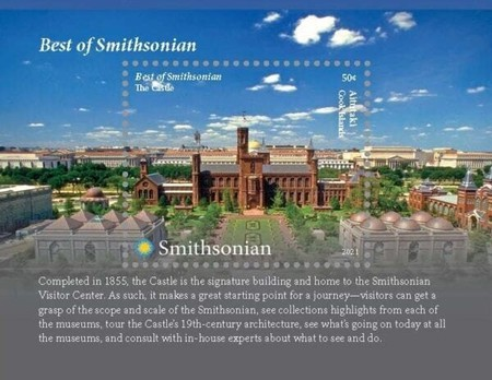 [The Best of the Smithsonian - The Smithsonian Institution Administrative Building, type ]