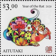 [Chinese New Year 2020 - Year of the Rat, type AAC]