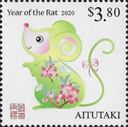[Chinese New Year 2020 - Year of the Rat, type AAD]