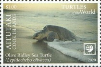 [Marine Life - Turtles of the World, type AAP]