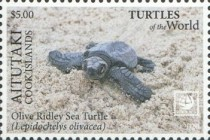 [Marine Life - Turtles of the World, type AAQ]