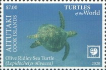 [Marine Life - Turtles of the World, type AAR]