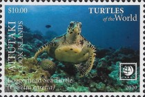 [Marine Life - Turtles of the World, type AAS]