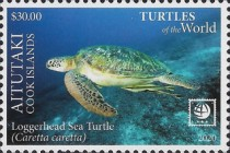 [Marine Life - Turtles of the World, type AAU]