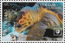 [Marine Life - Turtles of the World, type AAV]