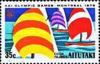 [Olympic Games - Montreal, Canada, type EU]