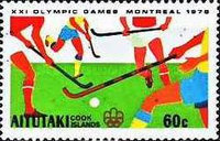 [Olympic Games - Montreal, Canada, type EV]