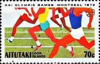 [Olympic Games - Montreal, Canada, type EW]