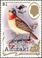 """[National Stamp Exhibition """"Birdpex '90"""" - Christchurch, New Zealand - Issues of 1981 Overprinted """"Birdpex '90"""" and Bird's Head, type JG1]"""