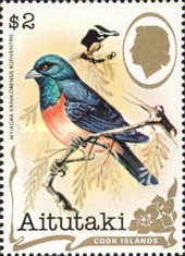 """[National Stamp Exhibition """"Birdpex '90"""" - Christchurch, New Zealand - Issues of 1981 Overprinted """"Birdpex '90"""" and Bird's Head, type JH1]"""