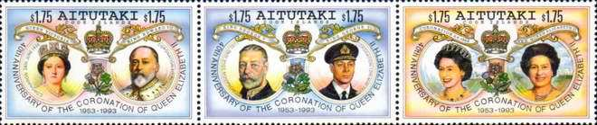 [The 40th Anniversary of the Coronation, type PX]