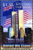 """[""""United We Stand"""" - Support for the Victims of 11 September 2001 Terrorist Attacks, type SG]"""