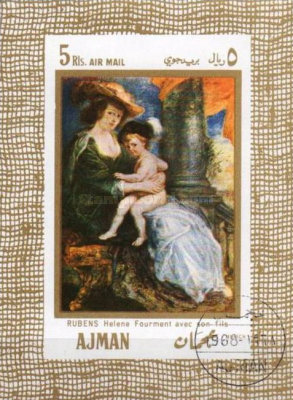 [Airmail - European Paintings, Typ ]
