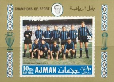 [Airmail - Italian Football Players, Typ ]