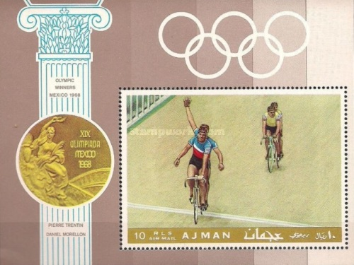 [Airmail - Sport - Cycling, Typ ]