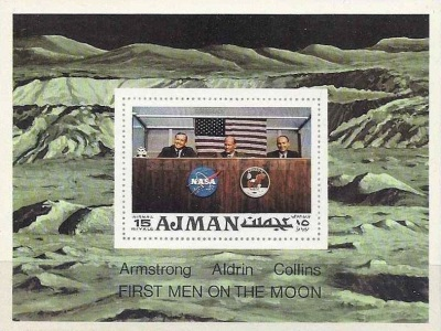 [Airmail - The First Man on the Moon, Typ ]