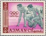 [Olympic Games - Tokyo, Japan, type AA]