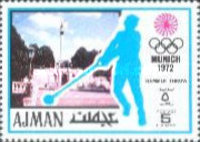 [Olympic Games - Munich, Germany, Typ ABE]