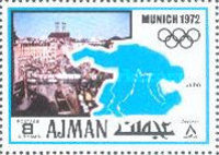 [Olympic Games - Munich, Germany, Typ ABG]