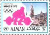 [Olympic Games - Munich, Germany, Typ ABK]