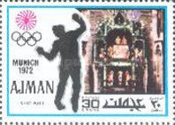 [Olympic Games - Munich, Germany, Typ ABM]