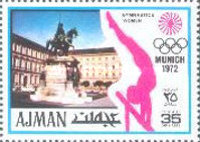 [Olympic Games - Munich, Germany, Typ ABN]