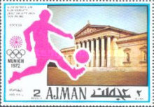 [Airmail - Olympic Games - Munich, Germany, Typ ABS]