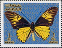 [Airmail - Butterflies, Typ ACB]
