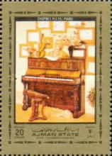 [Frederic Chopin, Polish Composer and Pianist, 1810-1849, type AYM]