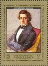 [Frederic Chopin, Polish Composer and Pianist, 1810-1849, type AYN]
