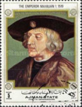 [The 500th Anniversary of the Birth of Albrecht Durer, 1471-1528, type BBD]
