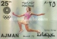 [Olympic Games - Munchen, Germany - 3D Stamps, type BBJ]