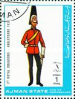 [Airmail - Military Uniforms, type BPR]
